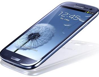 Китайская копия Samsung Galaxy S 3. Фото с сайта 2sim-market.ru