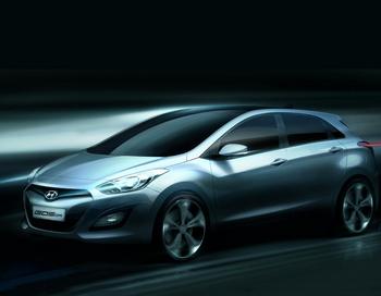 Hyundai i30. Фото с сайта http://myhyundai.info/i30/39-foto-hyundai-i30-new-2012.html