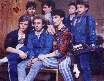 Группа «Ласковый май». Фото с сайта livejornal.com