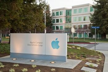 Офис компании  Apple в Купертино, штат Калифорния. Фото: Ян Якилек/Великая Эпоха