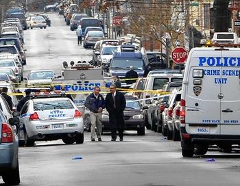 Погромы в Бруклине. Фото с сайта NY Daily News