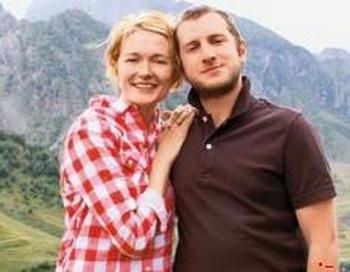 Надежда Михалкова и Резо Гигинеишвили. Фото с сайта postsovet.ru