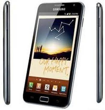 Samsung Galaxy Note. Фото с сайта androidzene.com