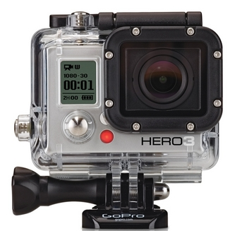 Камера GoPro HERO3: Silver Edition. Фото с сайта  www.mrbest.ru/katalog_gadgetov/elektronika