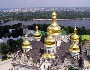 Вид Киева. Фото с сайта webcommunity.ru