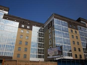 Современный многофункциональный жилой комплекс «Классика» расположен в престижном Петроградском районе Петербурга. Фото с сайта http://www.estate.spb.ru/