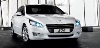 Следующей самой ожидаемой новинкой в своем сегменте будет peugeot 508. Фото с сайта peugeot-favorit.ru/new-cars/peugeot-508/