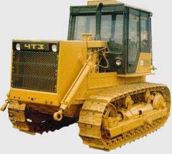 Универсальная модель трактора Т-170. Фото с сайта http://tm10.ru/traktor-t-170/
