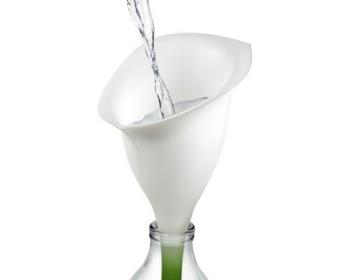 Воронка в виде лилии. Фото с сайта http://enjoy-me.ru/