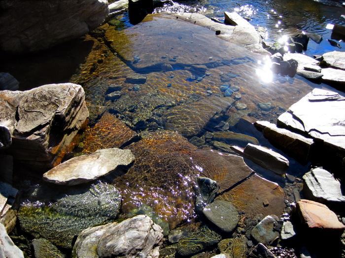 Кристальная вода гор. Фото: Ирина Рудская/Великая Эпоха (The Epoch Times)