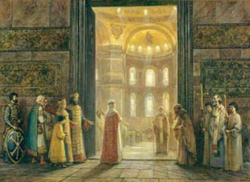 День памяти Княгини Ольги, Легенда о княгине Ольге. Фото с сайта subscribe.