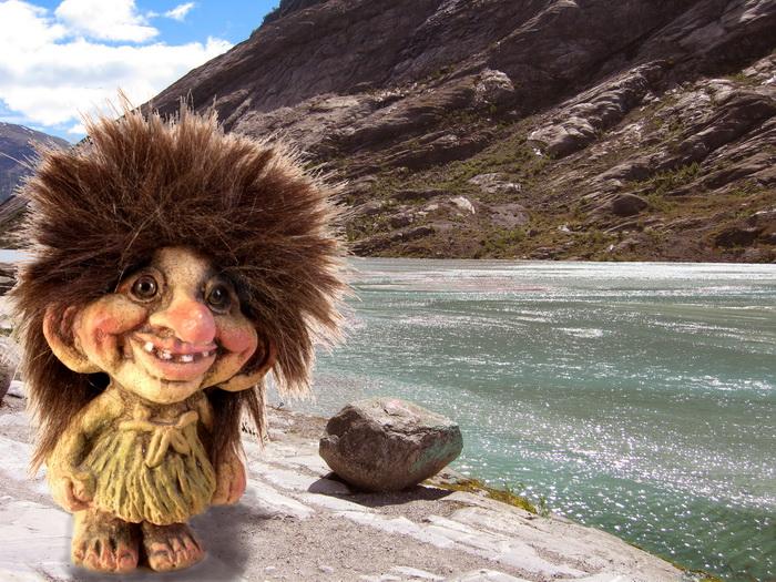 Трольчиха в горах Фото: Ирина Рудская/Великая Эпоха (The Epoch Times)