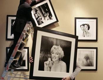 Мэрилин Монро: новые фотографии на аукционе. Фото:  SHAUN CURRY/AFP/Getty Images