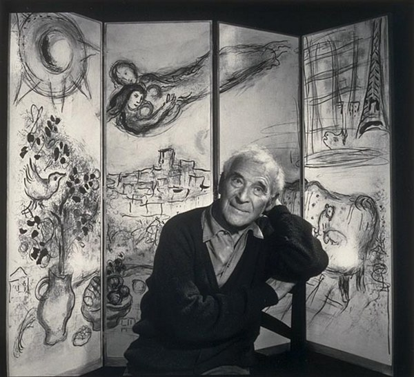 Марк Шагал. Фото с сайта  ec-dejavu.net