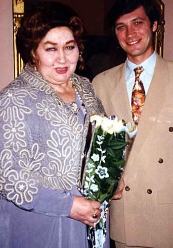 Более 40 лет Ирина Архипова посвятила подготовке молодых талантов. Фото с сайта konkotelnikov.narod.ru
