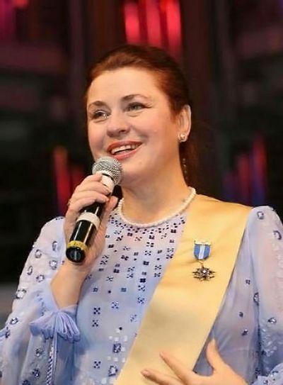 Певица Валентина Толкунова. Фото с сайта  valentina-tolkunova.ru