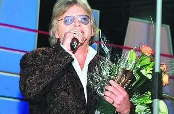 Певцу Юрию Антонову исполнилось 65 лет. Гуляю, живу и пою сам по себе. Фото с сайта  segodnya.ua