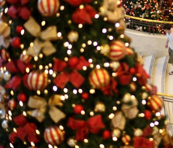 Рождественские ярмарка пройдёт в Центре современного искусства в Москве. Фото:  Mark Kolbe/Getty Images
