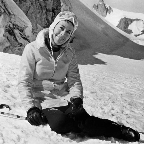 Анни Жирардо. Незабываемые моменты в жизни и в кино. Фото: AFP/Getty Images