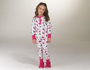 Детская пижама. Фото: odezhda-doma.ru