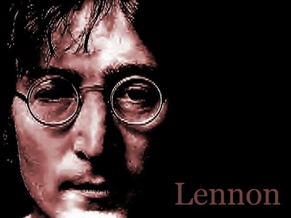 Джон Леннон - создатель легендарного ансамбля The Beatles, Фото с сайта wallpapers.free-review.net