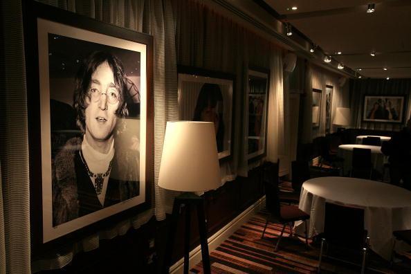 Памяти Джона Леннона Фото: Christopher Furlong/Getty Images