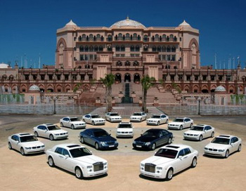 Emirates Palace Hotel.  Фото: gazetaby.com