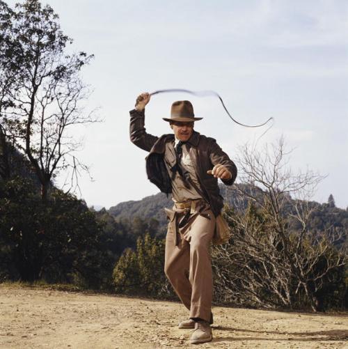 Харрисон  Форд в жизне и в кино. Фото:  Getty Images