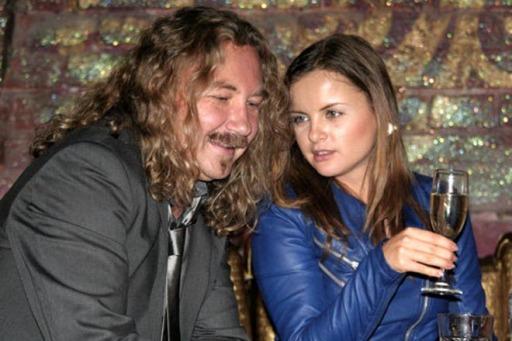 Свадьба Игоря Николаева и Юли Проскуряковой состоялась  23 сентября. Фото с сайта newsliga.ru