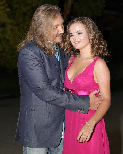 Свадьба Игоря Николаева и Юли Проскуряковой состоялась  23 сентября. Фото с сайта yanevesta.com