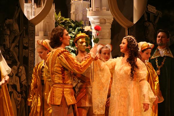 «Иоланта» будет сегодня исполняться в Петербурге под открытым небом. Фото с сайта opera-theater.ru