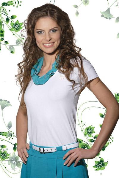 Людмила Якимович -  «Мисс Беларусь-2010». Фото с сайта belmy.by