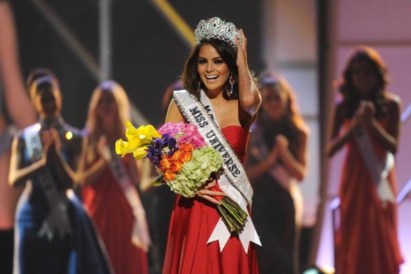 Химена Наваррете - участница из Мексики, победила на конкурсе