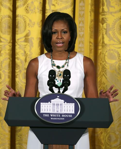 Мишель Обама Michelle Obama  Smithsonians Cooper Hewitt National Design Award Белый дом  Фоторепортаж видео новости СМИ