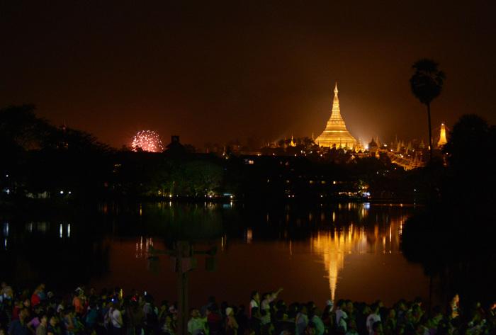 Встреча Нового года в разных странах мира. Фото: Getty Images