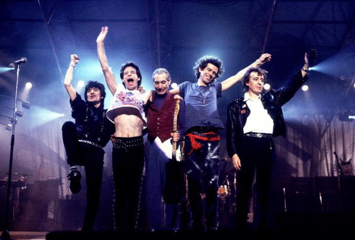 Rolling Stones отмечают полвека на рок-сцене. Взгляд в прошлое. Фото: GettyImages