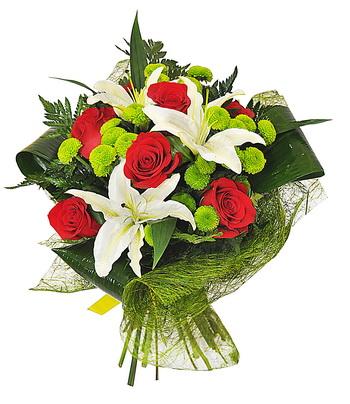 Подари букет цветов. Фото: iris66shop.ru