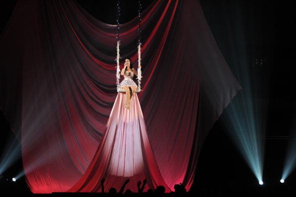Grammy-2011. Церемония вручения наград. Фоторепортаж. Фото: John Shearer/Kevin Winter/MARK RALSTON/ROBYN BECK/AFP/Getty Images