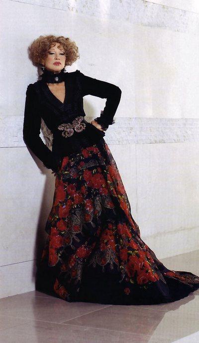 Людмила Гурченко. Фото с сайта muslib.ru