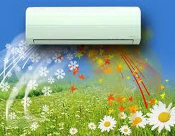 Кондиционер. Фото: airconditioner.kg