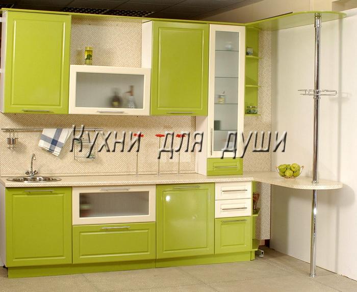 Кухни эконом класса – от чего зависят цены на кухни в Москве. Фото: comfortkuhni.ru