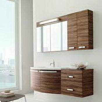 Мебель для ванной. Фото: sreda-obitaniya.ru
