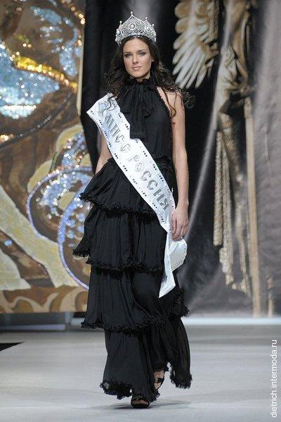 Ирина Антоненко - мисс Россия 2010, представляет Россию на конкурсе красоты «Мисс Вселенная-2010». Фото с сайта missuniverse2010.net