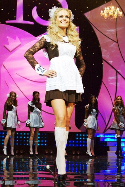 Наталья Переверзева - мисс Москва-2010. Фото с сайта lenta.ru