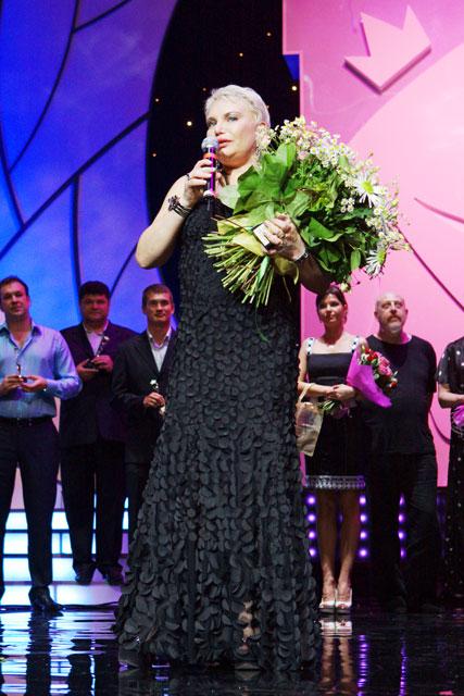 Основатель конкурса «мисс Москва» -  Татьяна АндрееваФото с сайта lenta.ru.