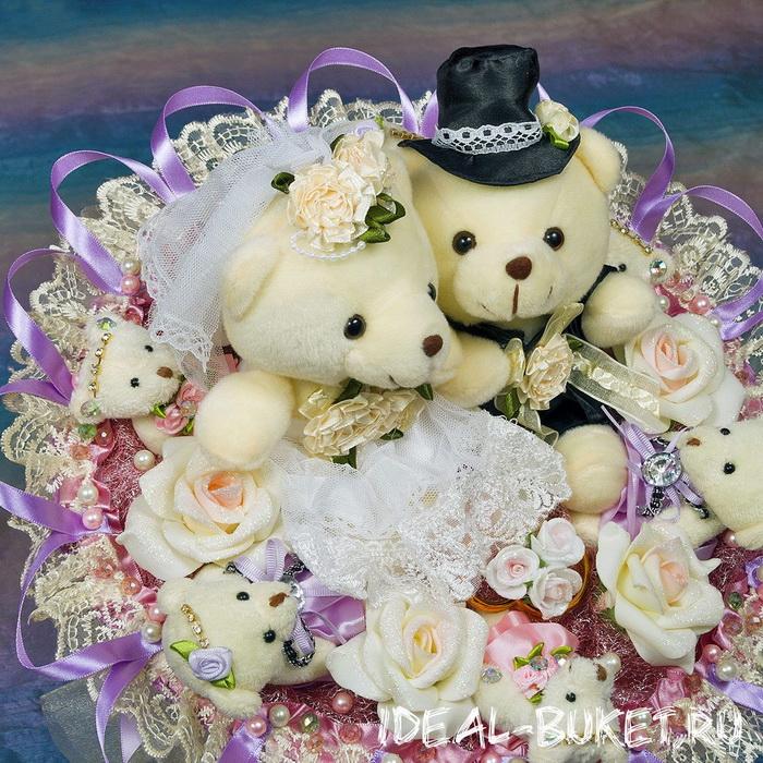 Магазин, букет подарить невесте из игрушек