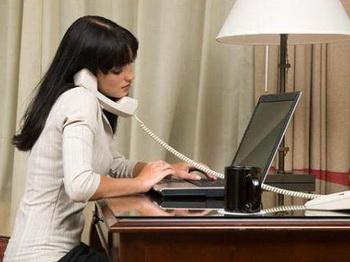 Обзвон клиентов – залог успешной и эффективной работы компании. Фото: denas63.blogspot.com/