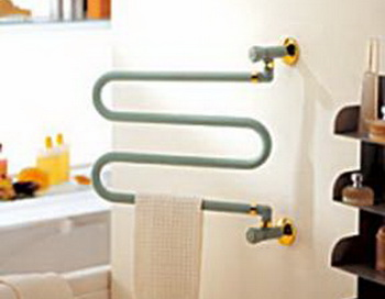 Электрические полотенцесушители: преимущества использования. Фото: teplee.in.ua