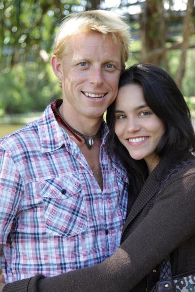 Заключительная свадебная церемония Марка и Дениз в австралийской деревне. Фоторепортаж. Фото: Simon J. Baker/Getty Images