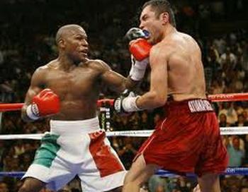 Ставки на бокс в букмекерской конторе онлайн. Фото: trans-m-radio.com